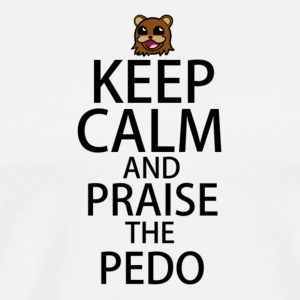 Praise The Pedo - Men's Premium T-Shirt