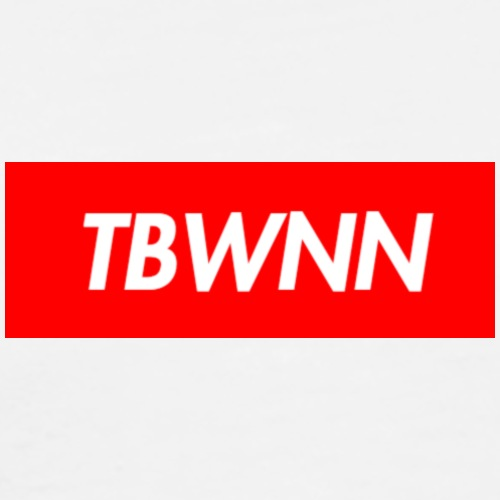 TBWNN SPREAM - Men's Premium T-Shirt