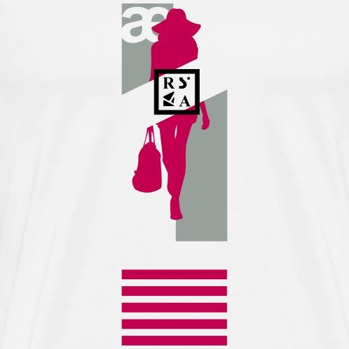 P-1.1 - Men's Premium T-Shirt