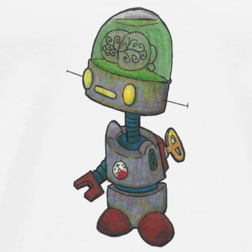Tiny Robot - Men's Premium T-Shirt
