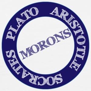 Morons - Men's Premium T-Shirt