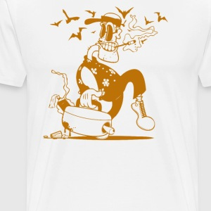 Fear N Loathing In This Foul Year Of Our Lord 1925 - Men's Premium T-Shirt