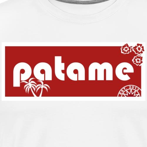 Patame ALOHA Old School - Men's Premium T-Shirt