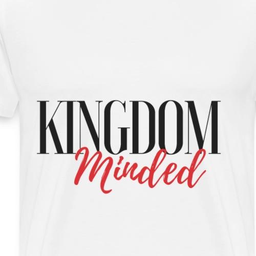 Kingdom Minded - Men's Premium T-Shirt