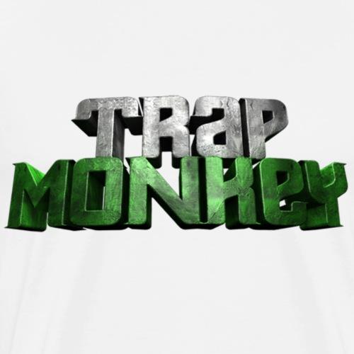 Trap Monkey 2 - Men's Premium T-Shirt