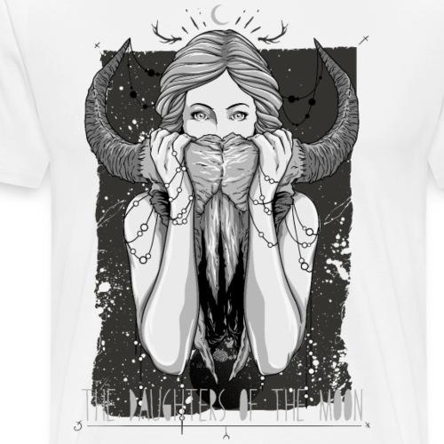The daughters of the moon - Men's Premium T-Shirt