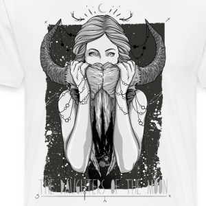 The daughters of the moon - Men's Premium T-Shirt