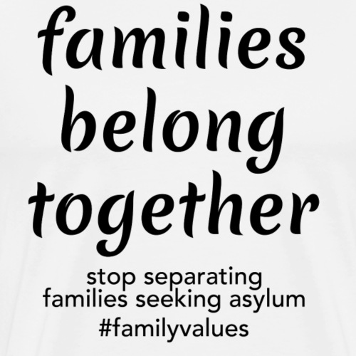 Family Values - Men's Premium T-Shirt