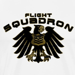 FLIGHT SQUADRON - Men's Premium T-Shirt