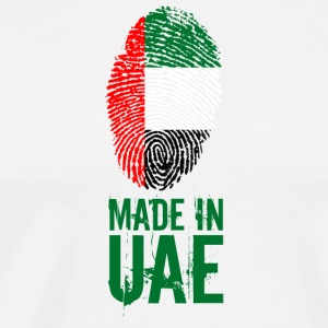 Made In UAE / United Arab Emirates - Men's Premium T-Shirt