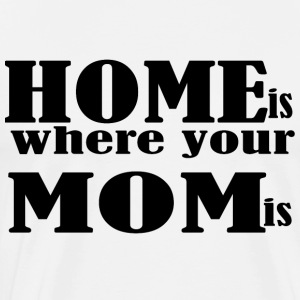 HOME MOM - Men's Premium T-Shirt
