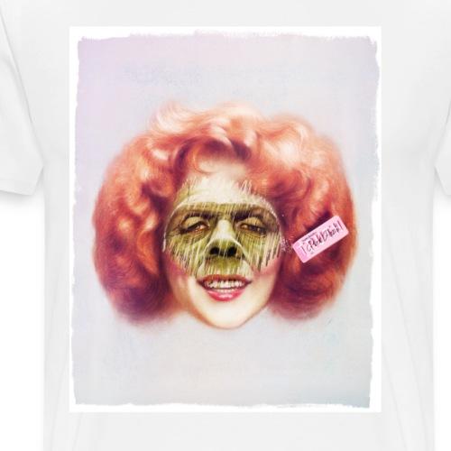 Brigite Stein - Men's Premium T-Shirt