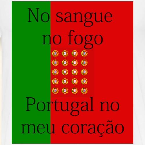 Mondialll , Venha para Portugal!!! - Men's Premium T-Shirt