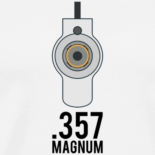 357 Magnum - Men's Premium T-Shirt