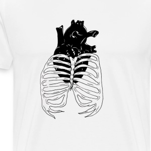 Heart Cage - Men's Premium T-Shirt