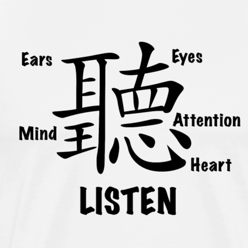 Open Listening - Men's Premium T-Shirt
