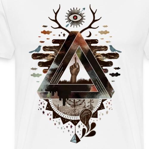 All Impossible Eye - Men's Premium T-Shirt