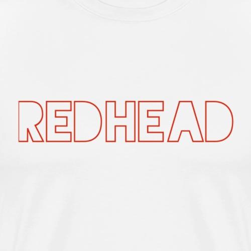 RH outline - Men's Premium T-Shirt