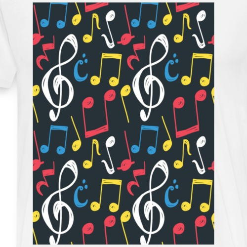 Limited Edition - Music Lovers - Men's Premium T-Shirt
