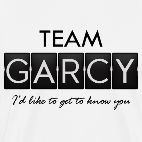Timeless - Team Garcy - Men's Premium T-Shirt