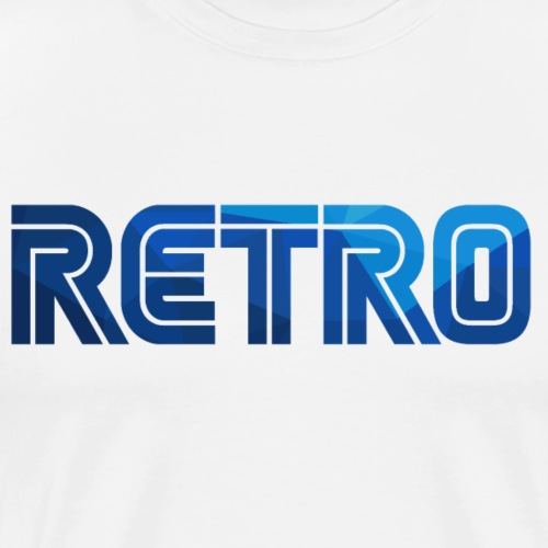 Sega Retro Shirt - Men's Premium T-Shirt