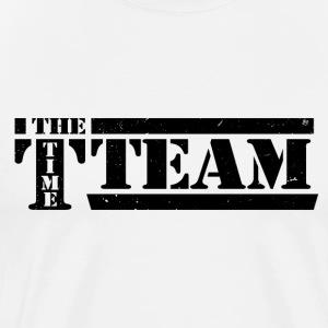 Timeless - The Time Team - Men's Premium T-Shirt