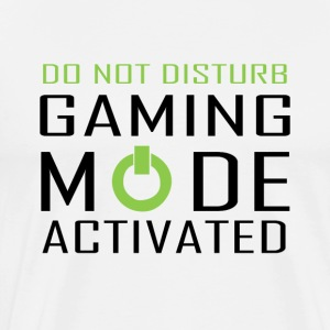 Gamer mode - Men's Premium T-Shirt