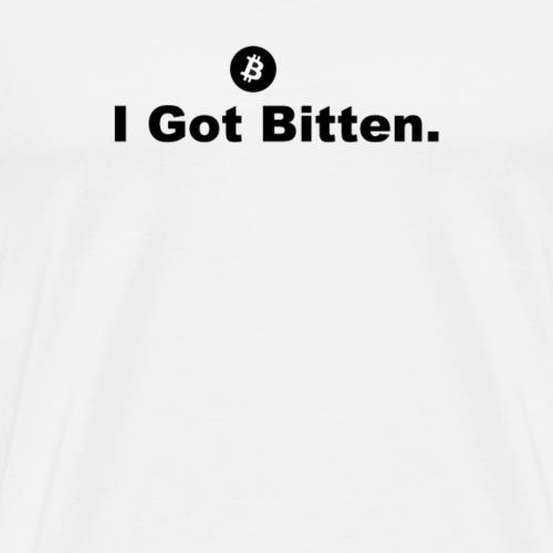 I got Bitten - Men's Premium T-Shirt