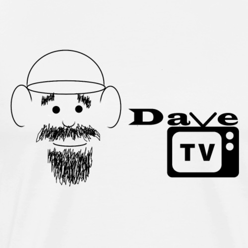 DaveTVOriginal - Men's Premium T-Shirt