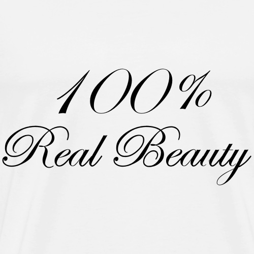 REAL BEAUTY - Men's Premium T-Shirt