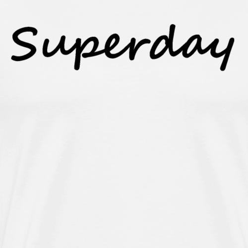 Superday - Men's Premium T-Shirt
