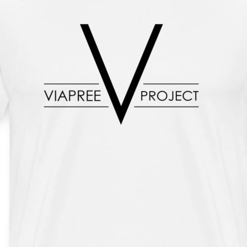 VP BLACK Logo T-Shirt - Men's Premium T-Shirt