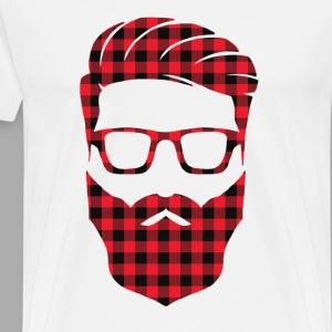 TILES HIPSTER - T-shirt premium pour hommes