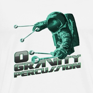 Percustronaut 1 - Men's Premium T-Shirt