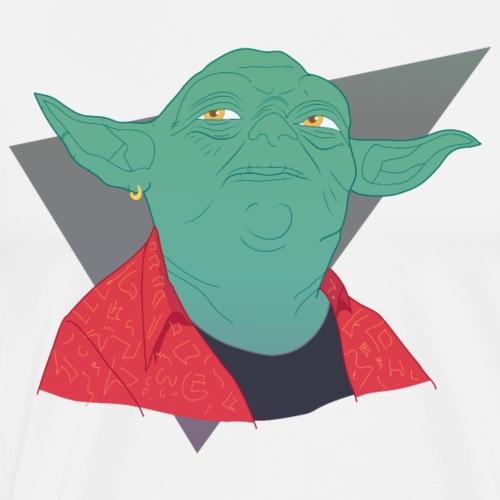 Yoda Miami's Style - Men's Premium T-Shirt