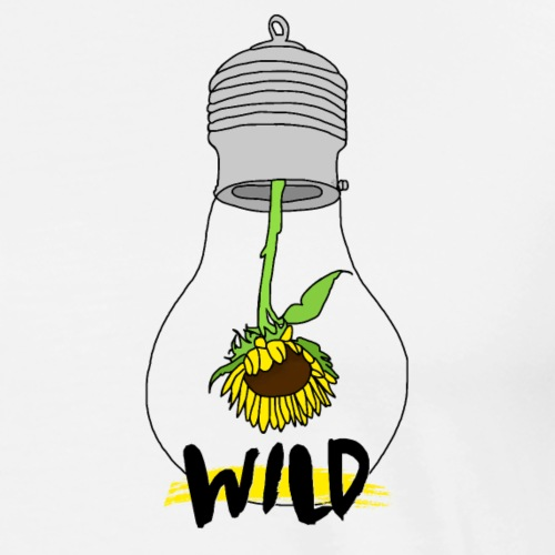 Shining Wildflower - Men's Premium T-Shirt