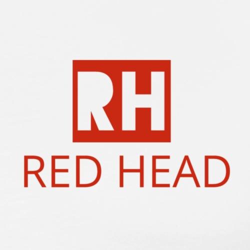 RH Red Head - Men's Premium T-Shirt