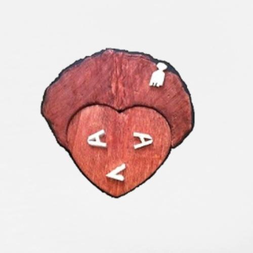 Face Of Love - The Love Movement LLC - Men's Premium T-Shirt