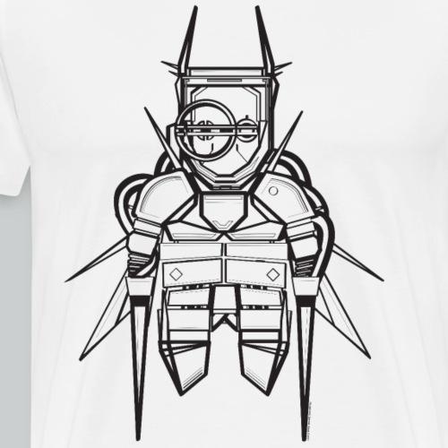 T-shirt White - Men's Premium T-Shirt