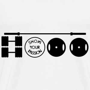 Workout#1 - Men's Premium T-Shirt
