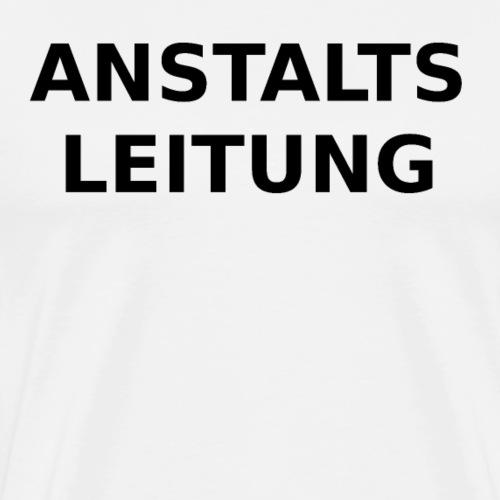 Anstaltsleitung - Men's Premium T-Shirt