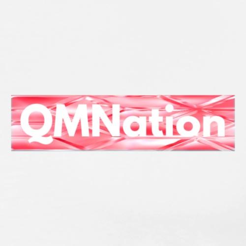 QMNation brand shirt - Men's Premium T-Shirt