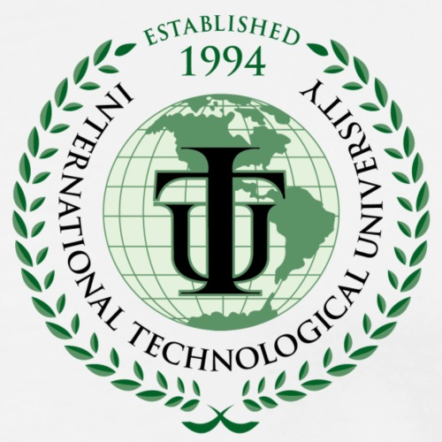 ITU crest - standard - Men's Premium T-Shirt