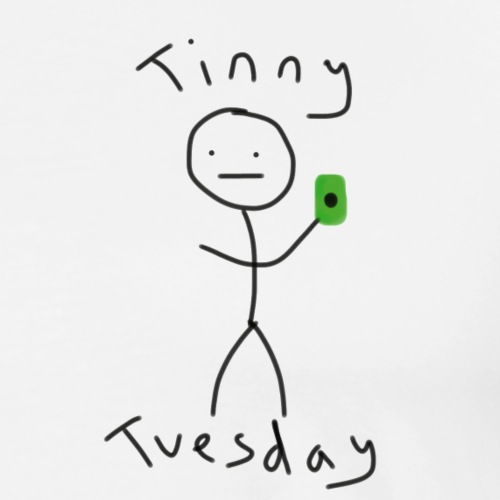 Tinny Tuesday - Men's Premium T-Shirt