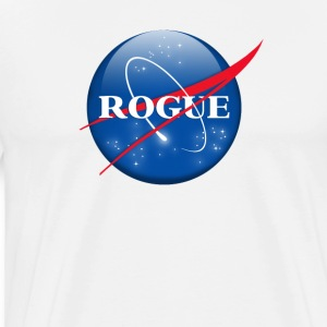 Rogue NASA - Men's Premium T-Shirt