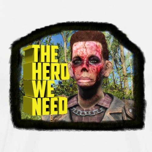 Raspucia - The Hero We Need - Men's Premium T-Shirt