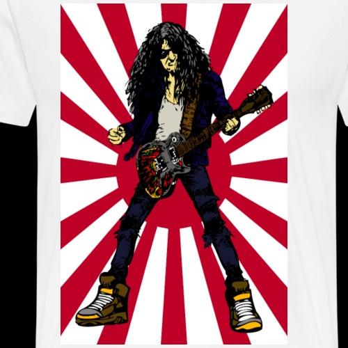 Rising Rocker - Men's Premium T-Shirt