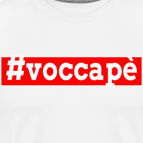 Voccapè - Men's Premium T-Shirt