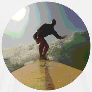 Isle_of_Surfing - Men's Premium T-Shirt