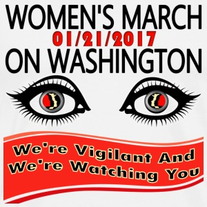 1-21-2017 Women's March On Washington,DC - Men's Premium T-Shirt